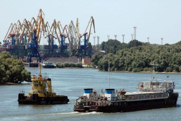 порт Измаила