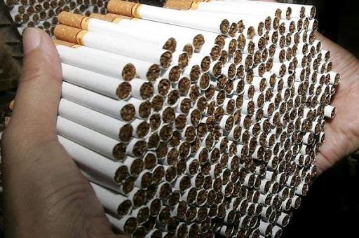 контрабанда сигарет