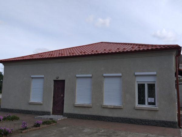 В Арцизе активно ремонтируют районный Дом культуры