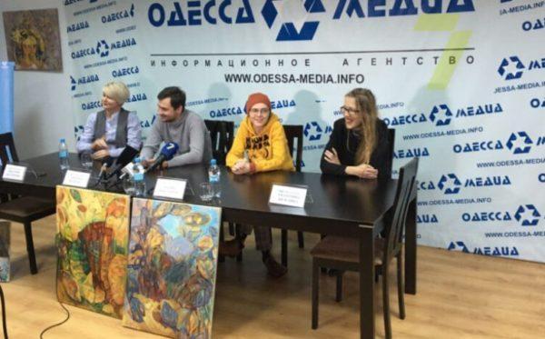 Полсотни художников будут творить в поддержку одесских «монстров»