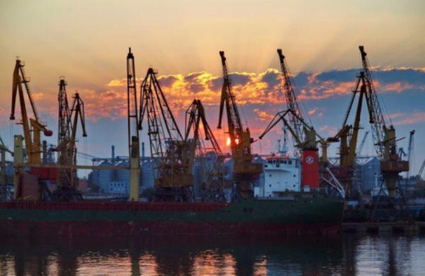 В портах Измаила и Рени  стоит ограничение к  операциям  с зерновыми грузами