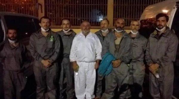 Из плена нигерийских пиратов освободили 6 украинских моряков
