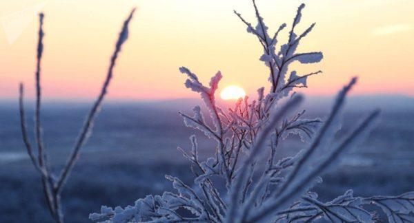 На Одесскую область надвигаются Крещенские морозы