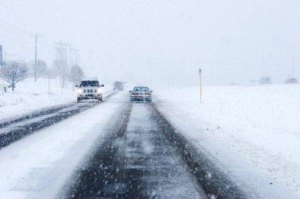 Как обстоит движение транспорта на трассе «Одесса – Рени» вследствие непогоды