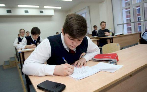 В Украине девятиклассники будут сдавать ГИА письменно