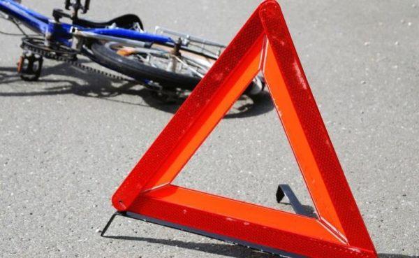 В центре Арциза за один день произошло два ДТП с участием велосипедистов
