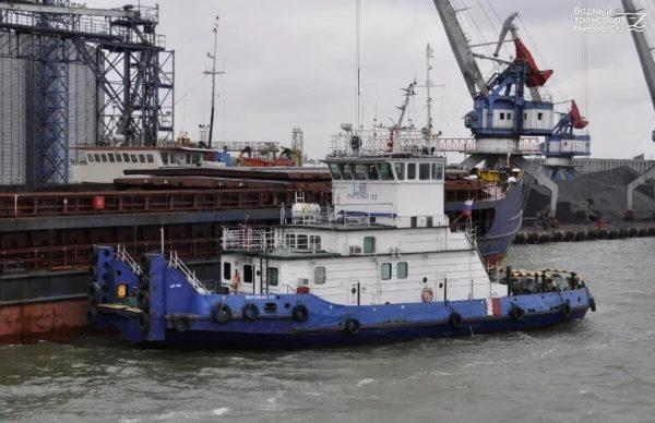 В Дунае нашли мертвым капитана украинского буксира