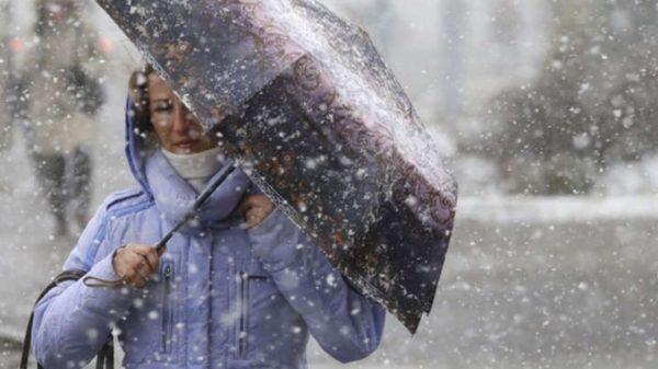 Одесскую область накроет снег с дождем