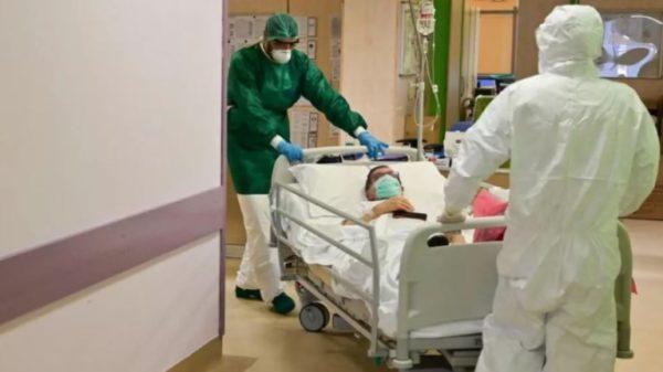 Украина попала в десятку стран, которые хуже всех справляются с пандемией COVID-19