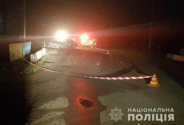 В Одесской области Mercedes насмерть сбил велосипедиста