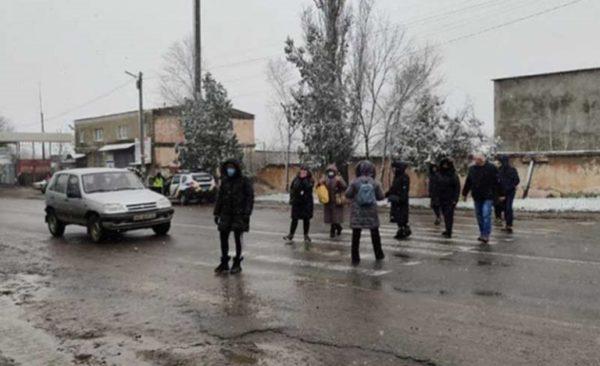 Акция против повышения тарифов на коммуналку прошла в Болграде
