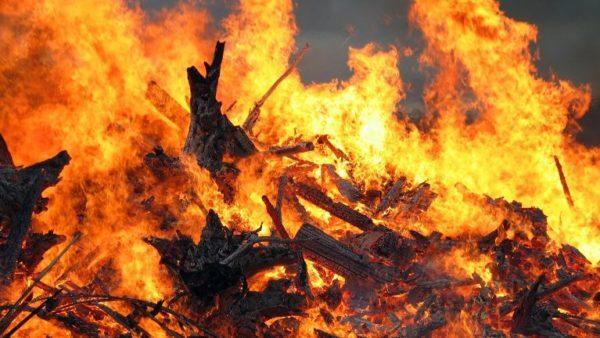 В Белгороде-Днестровском обнаружен труп пожилого мужчины, погибшего в результате пожара