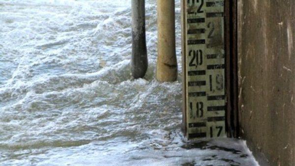 С начала 2021 года на Дунае в районе Рени наблюдается существенное повышение уровня воды