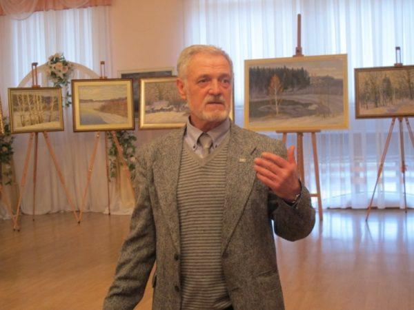 Высшую педагогическую награду вручили художнику из Одесской области