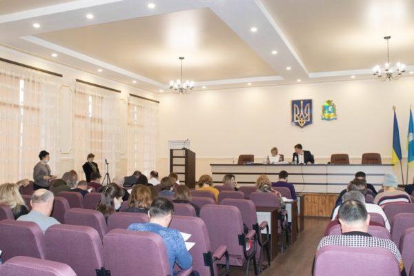 В Арцизской громаде состоялась шестая сессия городского совета