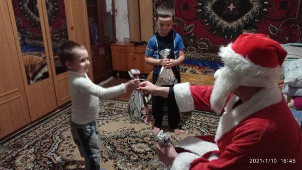 В Арцизе ожила «Рождественская сказка-2021»