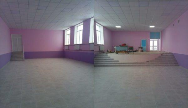 В одной из школ Арцизской громады вскоре появится новый актовый зал