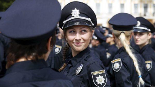 В патрульной полиции рассказали, как провели 1 января
