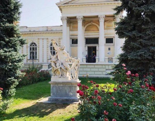В Одессе появилась возможность путешествовать с онлайн-гидом