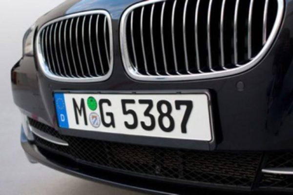 Водителям на «евробляхах» начали выписывать штрафы