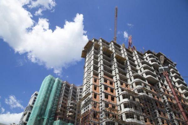 В Одесской области существенно снизилось строительство жилья