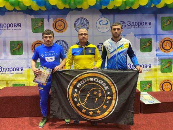 На чемпионате Украины по вольной борьбе сборная Одесской области одержала победу