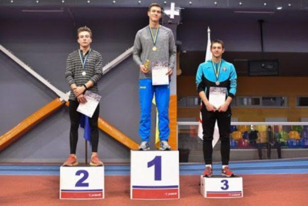 Легкоатлет из Одесской области стал серебряным призером всеукраинских соревнований