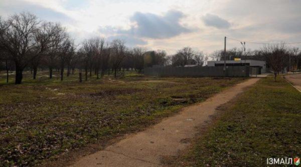 В Измаиле планируют благоустроить парк имени Богдана Хмельницкого
