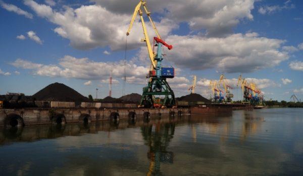 """""""Ушел в удар"""": Измаильский порт перевыполняет план по грузоперевозке"""
