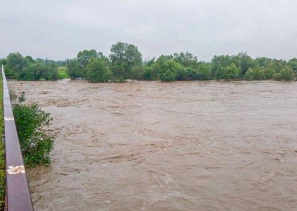 На реках Одесской области возникла опасность паводков из-за обильных снегопадов