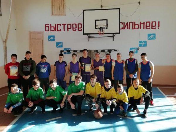 В Арцизской громаде определена лучшая юношеская баскетбольная команда