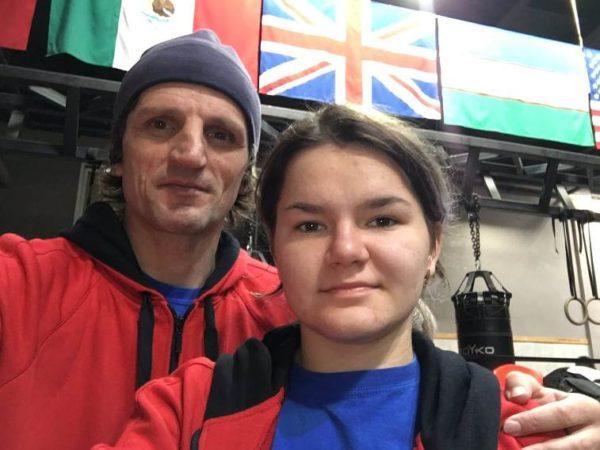 Анастасия Коваленко из Арциза вошла в боксерскую сборную Одесской области
