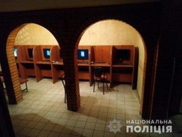 В Болградском районе закрыли подпольное казино