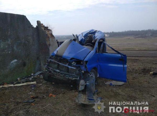 Утром произошло смертельное ДТП под Одессой
