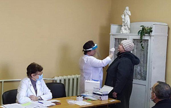 Амбулатории Белгород-Днестровского района готовы к проведению быстрых тестов на коронавирус