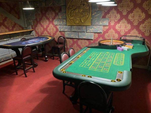 Работу сразу четырех нелегальных казино разоблачили в Одессе