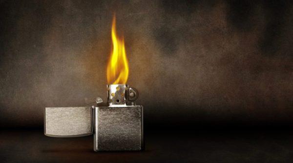 Одесситу не продали сигареты и он решил сжечь киоск
