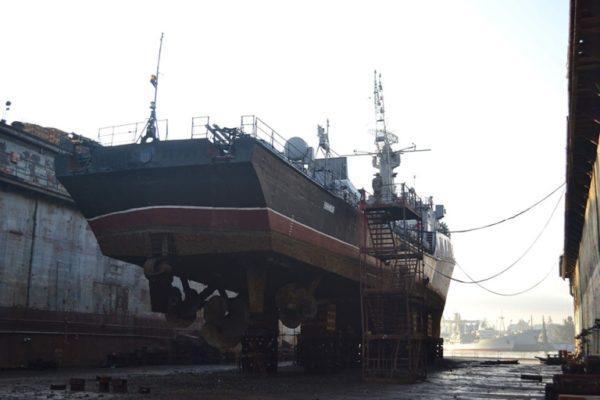 В Одессе открывают эксклюзивный плавучий музей ВМС
