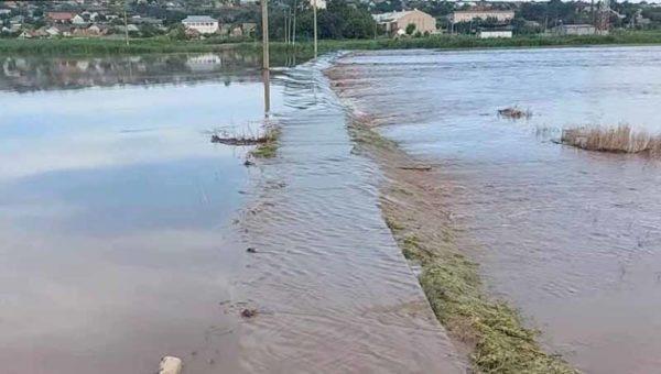 Власти села Болградского района планируют расчистку проблемной реки Карасулак