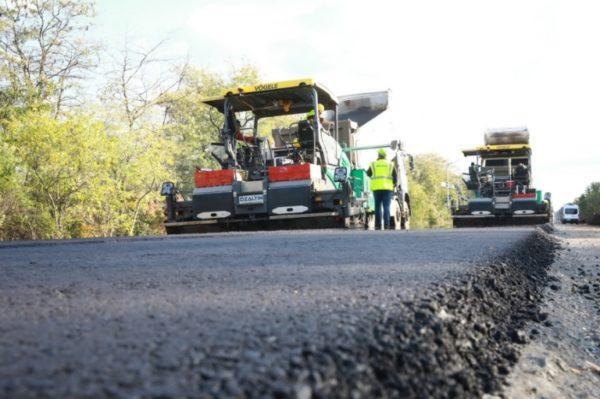Планируется завершение ремонтных работ автодороги КПП «Новые Трояны» – Кубей