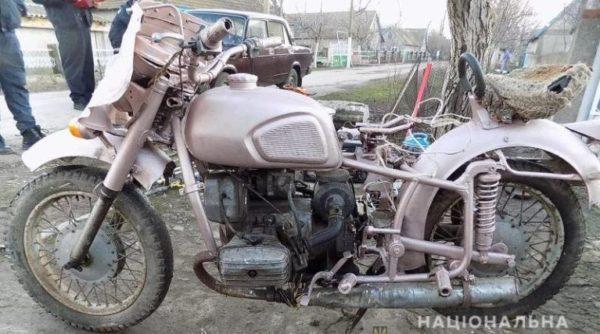 В Саратской ОТГ злоумышленники умыкнули из чужого дома утюг, бензопилу и мотоцикл