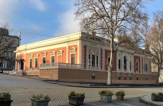 В Одессе будет восстановлен музей морского флота