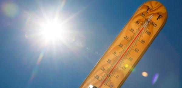 На Украину надвигается резкое потепление