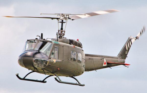 Одесский авиационный завод будет выпускать американские вертолеты «Ирокез»