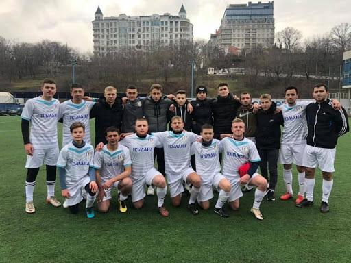 Вчера состоялась игра чемпионата Одесской области