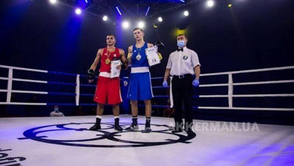 Белгород-Днестровский спортсмен подтвердил статус лучшего боксёра в Европе