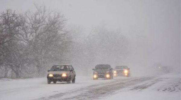 САД отчиталась о состоянии дорог в Одесской области после снегопада