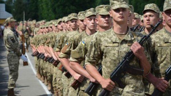 Весенний призыв на военную службу начнется 1 апреля