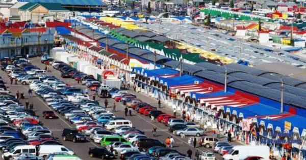 Одесский рынок «7 километр» ввел ограничительные меры