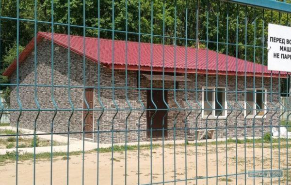 Суд признал противоправным строительство собачьего городка в парковой зоне Одессы